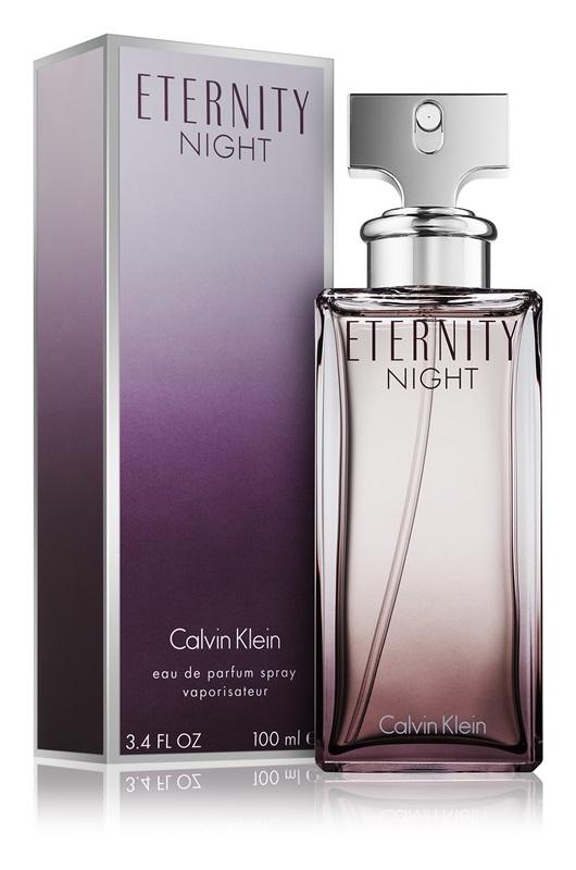 Calvin Klein Eternity Night, Parfémovaná voda, 100ml, Dámska vôňa, + AKCE: dárek zdarma