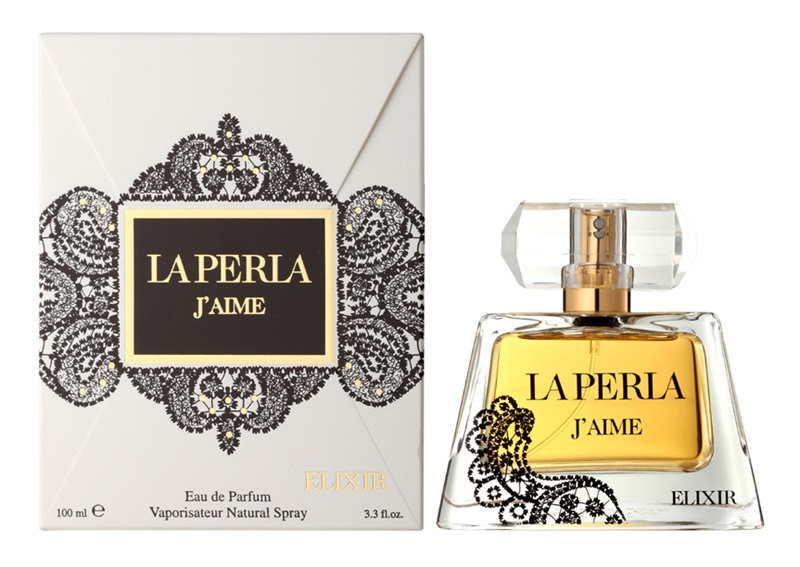 La Perla J'Aime Elixir, Parfémovaná voda, 100ml, Dámska vôňa, + AKCE: dárek zdarma