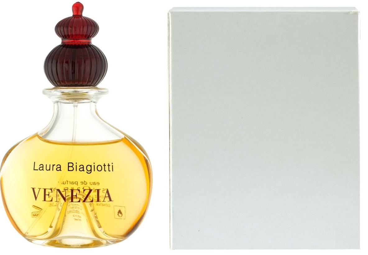 Laura Biagiotti Venezia, Parfémovaná voda - Tester, 75ml, Dámska vôňa, + AKCE: dárek zdarma