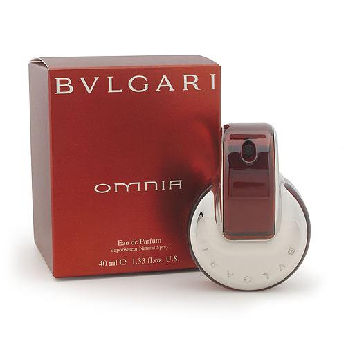 Bvlgari Omnia, Parfémovaná voda, 40ml, Dámska vôňa, + AKCE: dárek zdarma