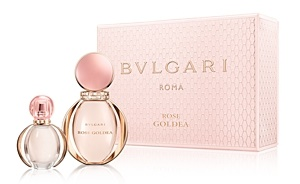 Bvlgari Rose Goldea, Dárková sada, parfémovaná voda 50ml + parfémovaná voda 15ml, Dámska vôňa, + AKCE: dárek zdarma