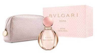 Bvlgari Rose Goldea, Dárková sada, parfémovaná voda 90ml + taška, Dámska vôňa, + AKCE: dárek zdarma