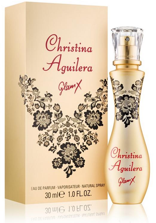 Christina Aguilera Glam X, Parfémovaná voda, 30ml, Dámska vôňa, + AKCE: dárek zdarma
