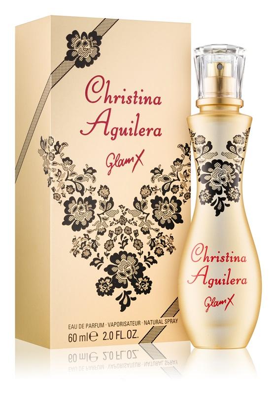 Christina Aguilera Glam X, Parfémovaná voda, 60ml, Dámska vôňa, + AKCE: dárek zdarma