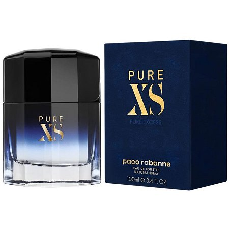 Paco Rabanne Pure XS, Toaletní voda, 100ml, Pánska vôňa, + AKCE: dárek zdarma