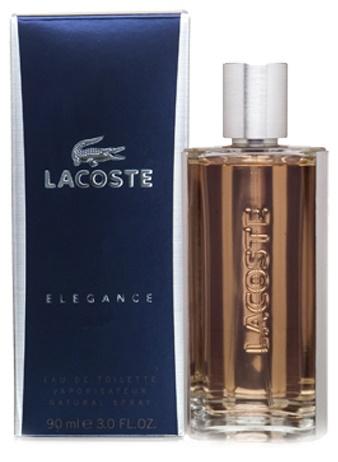 Lacoste Elegance, Toaletní voda, 90ml, Pánska vôňa, + AKCE: dárek zdarma