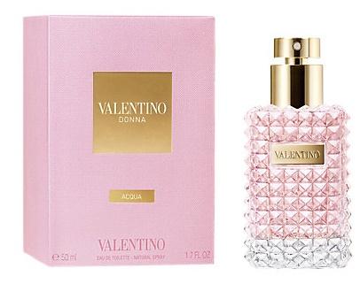 Valentino Donna Acqua, Toaletní voda, 50ml, Dámska vôňa, + AKCE: dárek zdarma