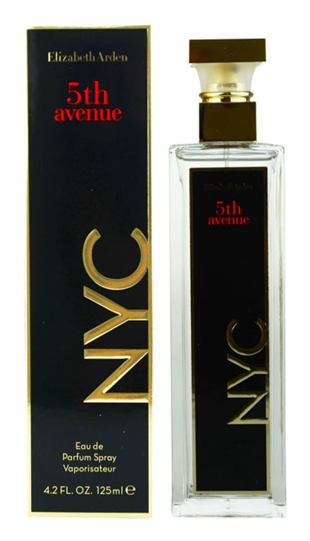 Elizabeth Arden 5th Avenue NYC, Parfémovaná voda, 125ml, Dámska vôňa, + AKCE: dárek zdarma