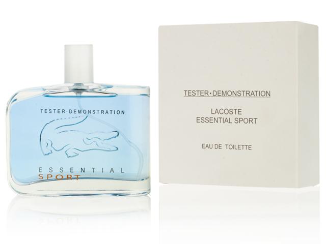 Lacoste Essential Sport, Toaletní voda - Tester, 125ml, Pánska vôňa, + AKCE: dárek zdarma