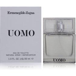 Ermenegildo Zegna Zegna Uomo, Toaletní voda, 30ml, Pánska vôňa, + AKCE: dárek zdarma