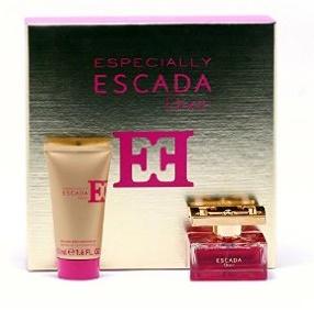 Escada Especially Elixir, Dárková sada, parfémovaná voda 30ml + tělové mléko 50ml, Dámska vôňa, + AKCE: dárek zdarma