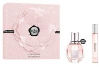 Viktor & Rolf Flowerbomb, Dárková sada, parfémovaná voda 50ml + parfémovaná voda 7.5ml, Dámska vôňa, + AKCE: dárek zdarma