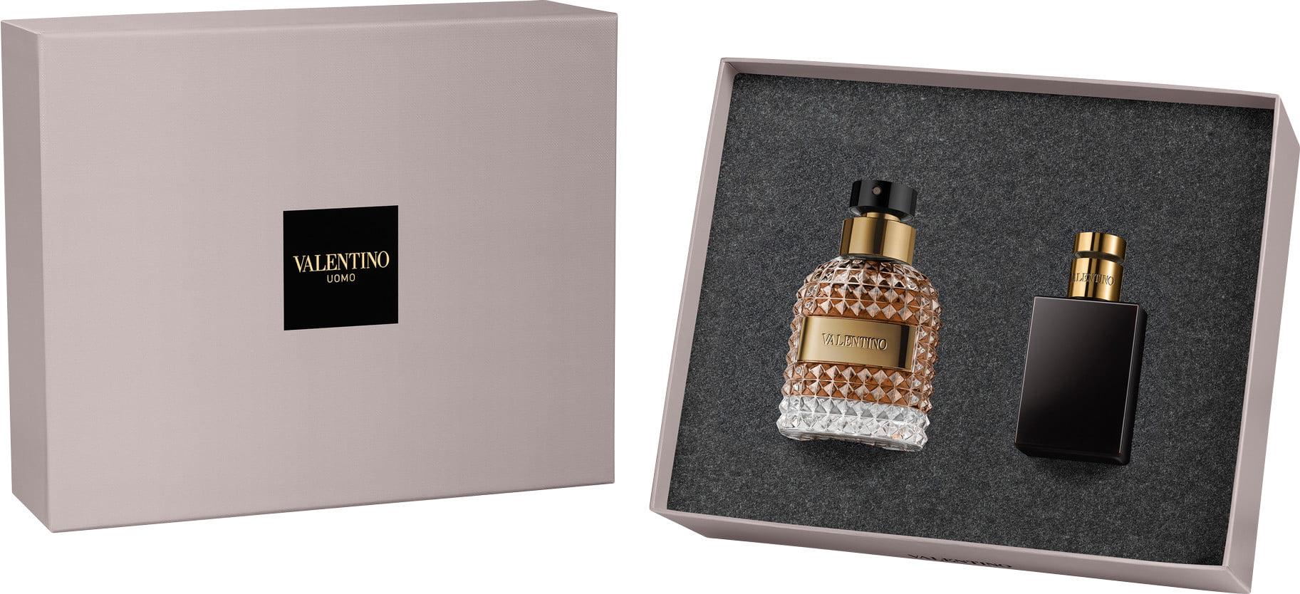 Valentino Valentino Uomo, Dárková sada, toaletní voda 50ml + sprchový gel 50ml, Pánska vôňa, + AKCE: dárek zdarma