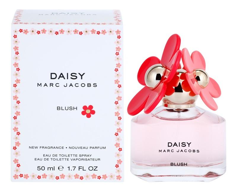 Marc Jacobs Daisy Blush, Toaletní voda, 50ml, Dámska vôňa, + AKCE: dárek zdarma