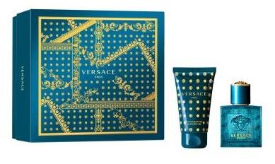 Versace Eros, Dárková sada, toaletní voda 30ml + sprchový gel 50ml, Pánska vôňa, + AKCE: dárek zdarma