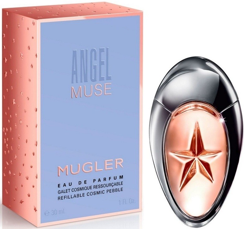 Thierry Mugler Angel Muse - plnitelný, Parfémovaná voda, 30ml, Dámska vôňa