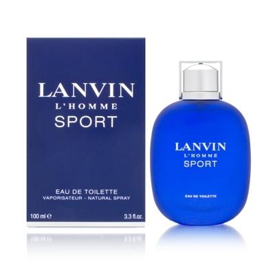 Lanvin L`Homme Sport, Toaletní voda, 100ml, Pánská vůně, + AKCE: dárek zdarma