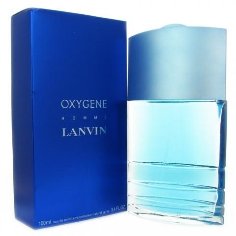 Lanvin Oxygene Homme, Toaletní voda, 100ml, Pánská vůně, + AKCE: dárek zdarma
