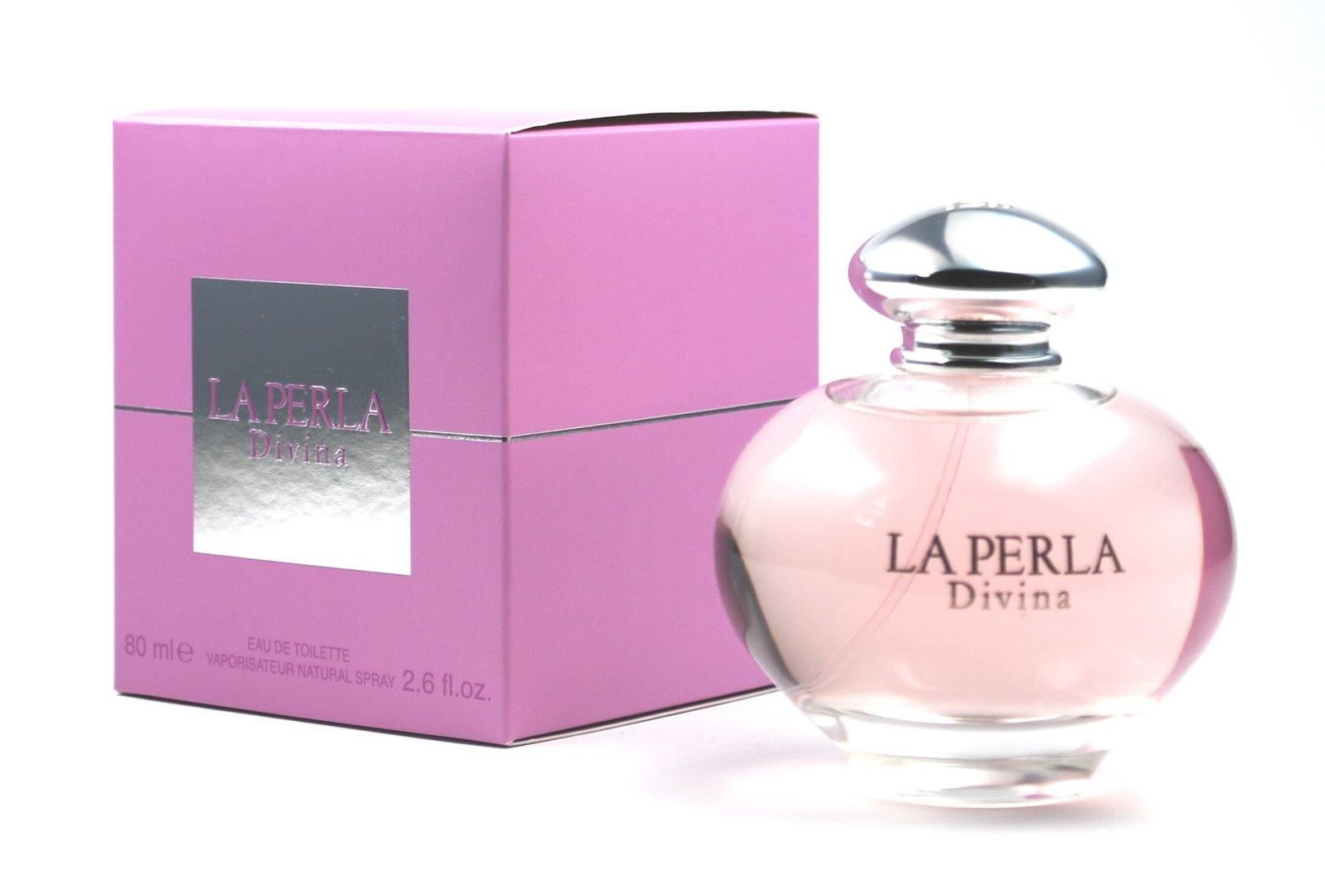 La Perla Divina, Toaletní voda, 80ml, Dámska vôňa, + AKCE: dárek zdarma