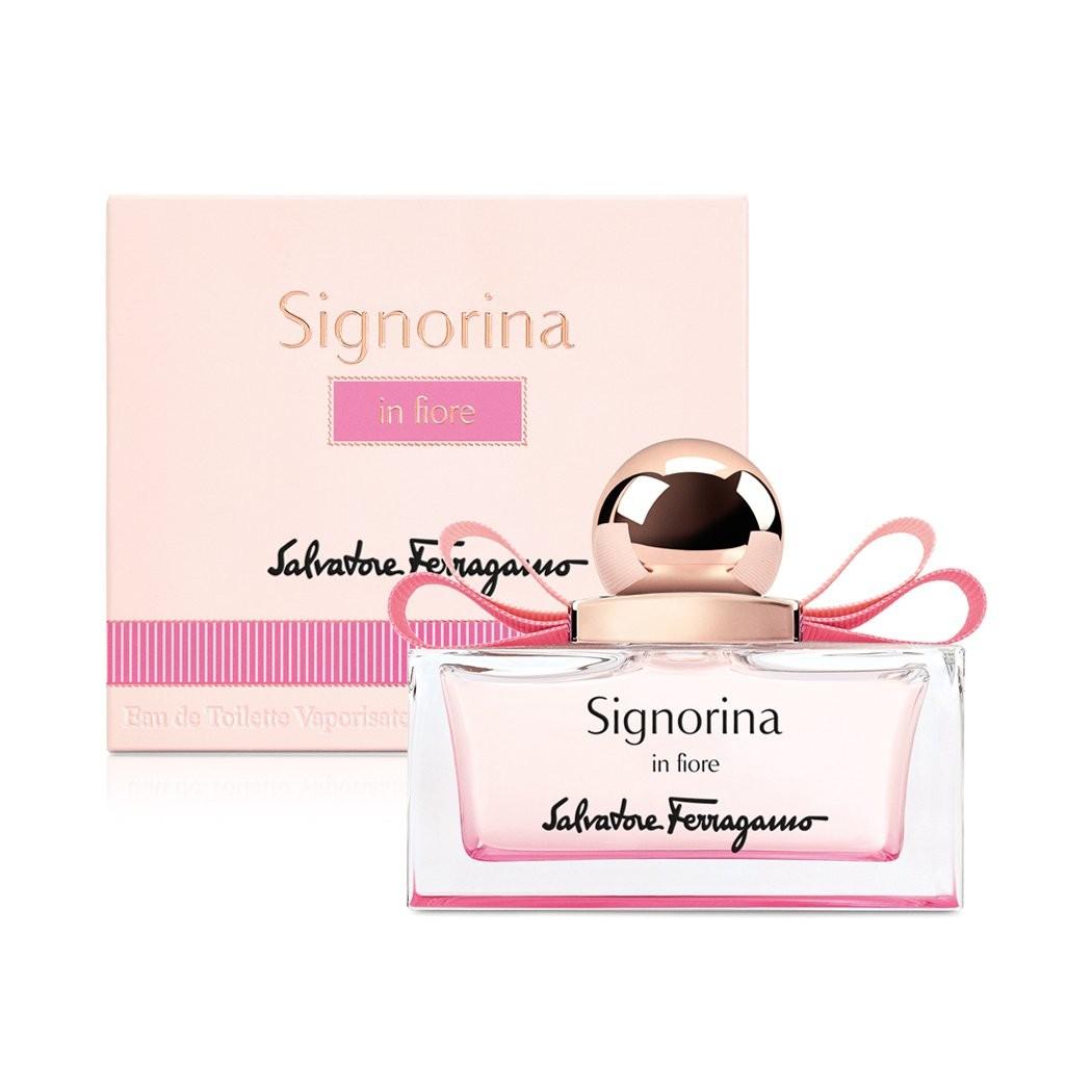 Salvatore Ferragamo Signorina in Fiore, Toaletní voda, 100ml, Dámska vôňa