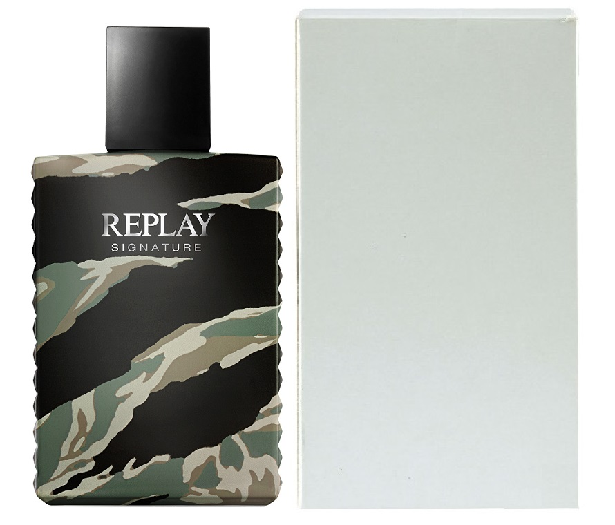 Replay Signature for Him, 100ml, Toaletní voda - Tester