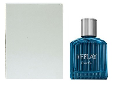 Replay Essential for Him, 75ml, Toaletní voda - Tester