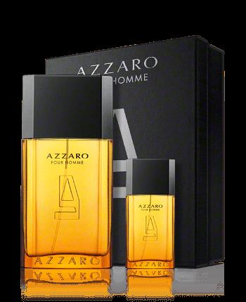 Azzaro Azzaro pour Homme, Dárková sada, toaletní voda 100ml + toaletní voda 30ml, Pánska vôňa