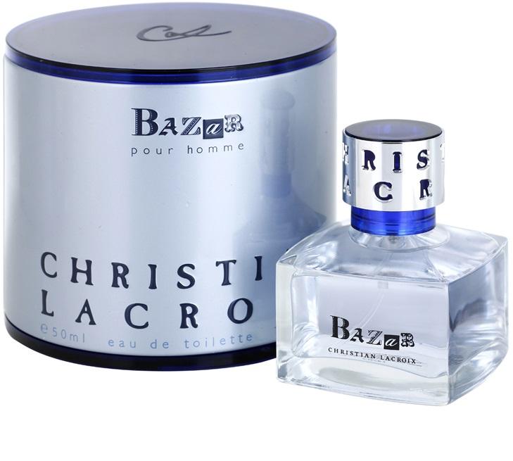 Christian Lacroix Bazar for Men, 50ml, Toaletní voda
