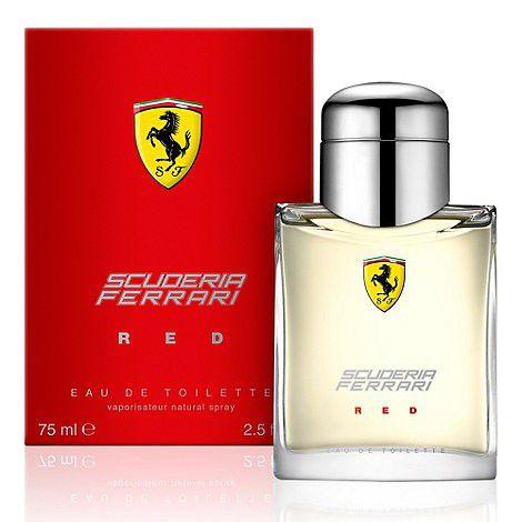 Ferrari Scuderia Red, Toaletní voda, 75ml, Pánska vôňa