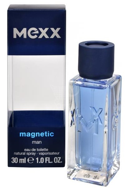 Mexx Magnetic Man, 30ml, Toaletní voda