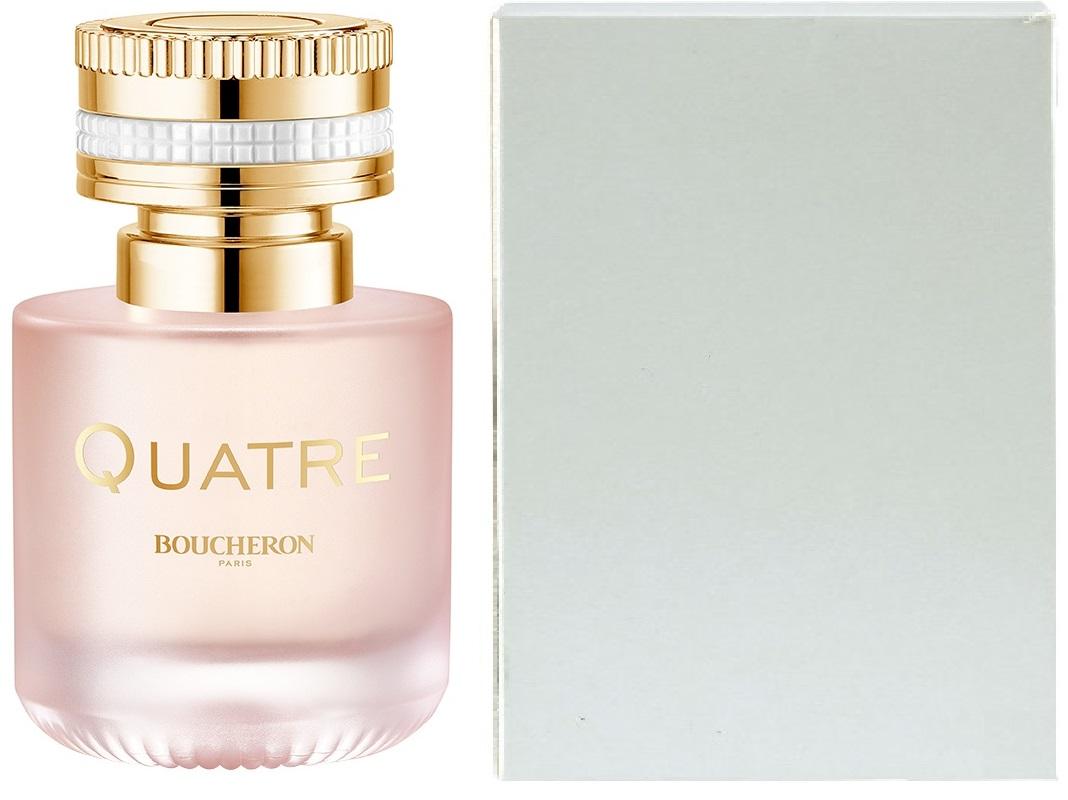Boucheron Quatre En Rose Florale, 100ml, Parfémovaná voda - Tester