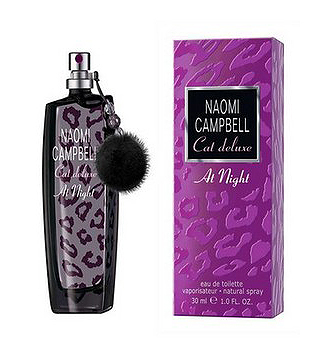 Naomi Campbell Cat Deluxe At Night, 30ml, Toaletní voda