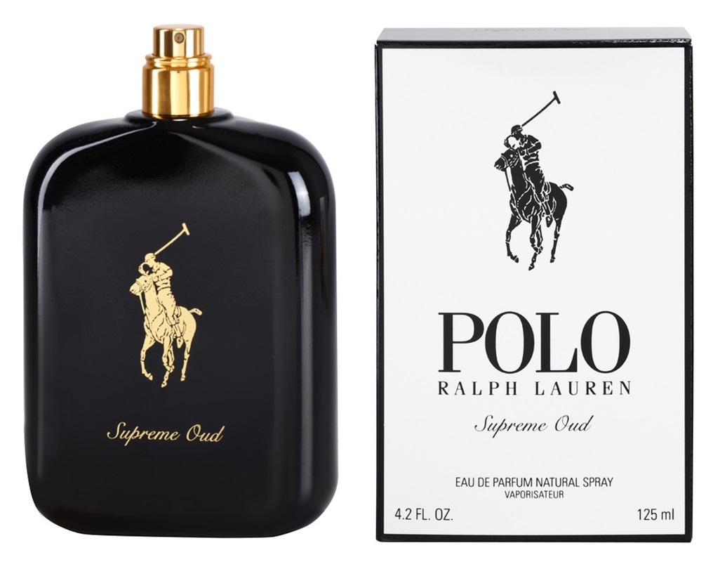 Ralph Lauren Polo Supreme Oud, 125ml, Parfémovaná voda - Tester