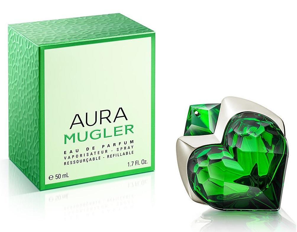 Thierry Mugler Aura, 50ml, Parfémovaná voda