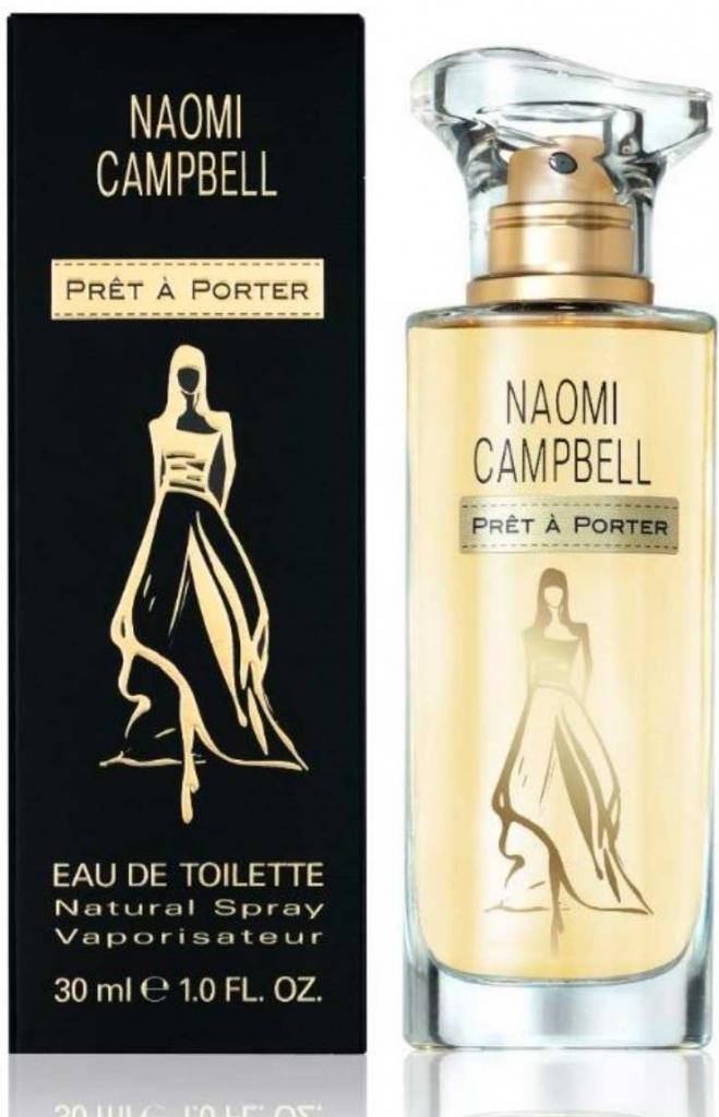 Naomi Campbell Prét a Porter, 30ml, Toaletní voda