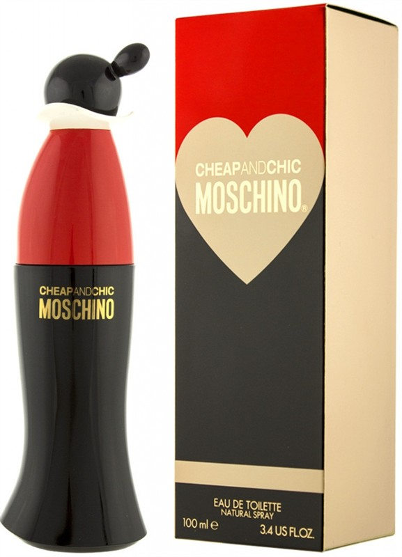 Moschino Cheap And Chic, 100ml, Toaletní voda