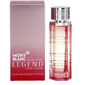 Mont Blanc Legend pour Femme Special Edition, 50ml, Toaletní voda