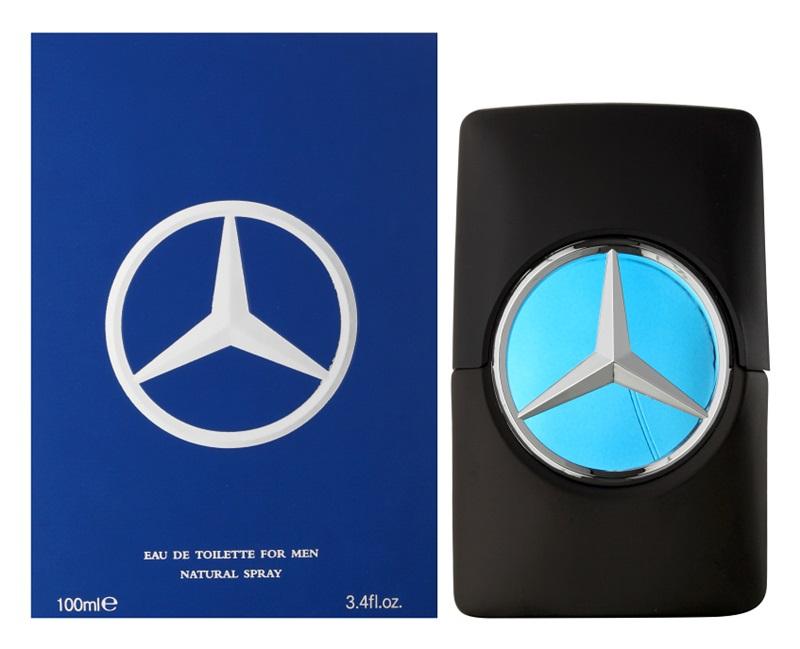 Mercedes Benz for Man, 100ml, Toaletní voda