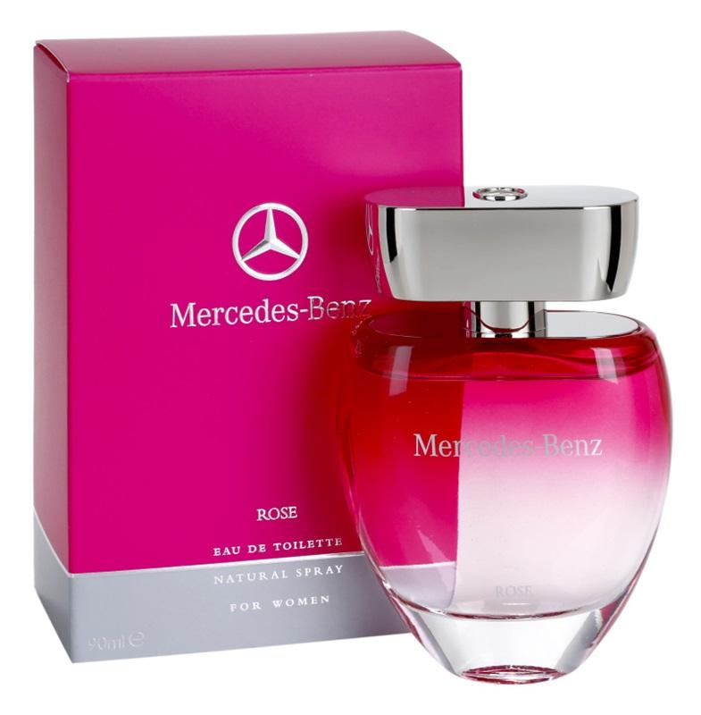 Mercedes Benz Rose, 90ml, Toaletní voda