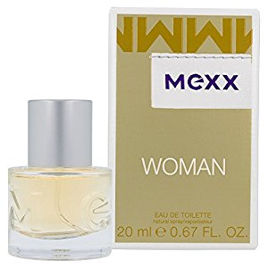 Mexx Mexx Woman, Toaletní voda, Pro ženy, 20ml