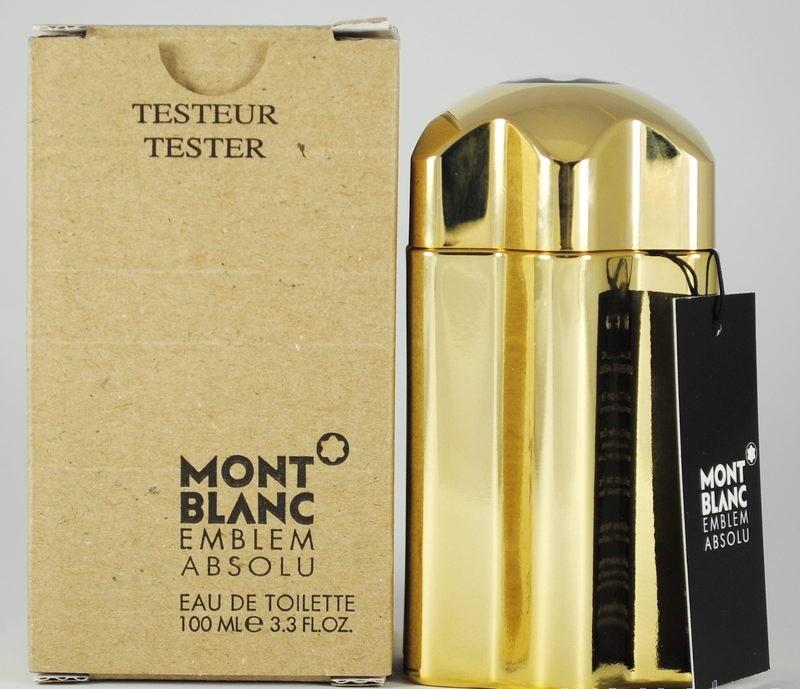 Mont Blanc Emblem Absolu, 100ml, Toaletní voda - Tester