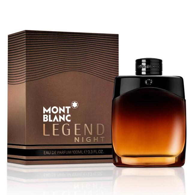 Mont Blanc Legend Night, 100ml, Parfémovaná voda