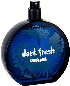 Desigual Dark Fresh, 100ml, Toaletní voda - Tester