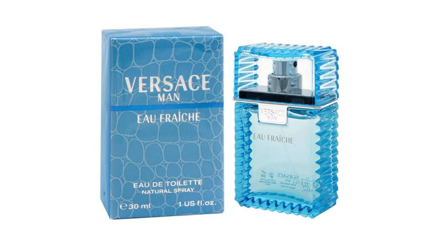 Versace Man Eau Fraiche, Toaletní voda, 30ml, Pánska vôňa