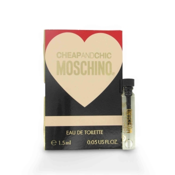Moschino Cheap And Chic, 1.5ml, Toaletní voda