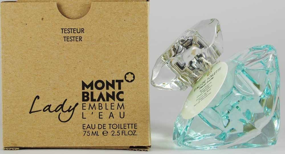 Mont Blanc Lady Emblem L'Eau, 75ml, Toaletní voda - Tester