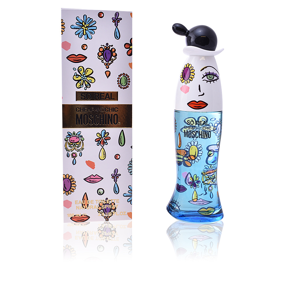 Moschino So Real Cheap & Chic, 100ml, Toaletní voda