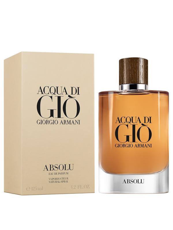 Giorgio Armani Acqua di Gio Absolu, 125ml, Parfémovaná voda