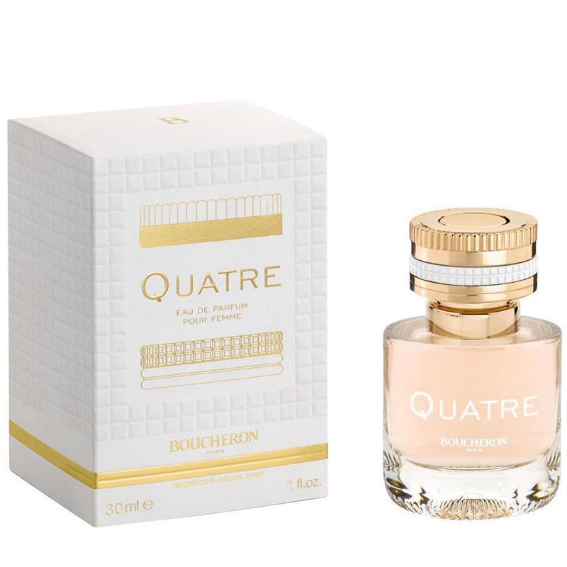 Boucheron Quatre Pour Femme, 30ml, Parfémovaná voda