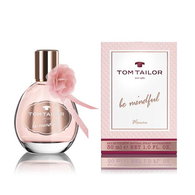Tom Tailor Be Mindful Woman, Toaletní voda, Dámska vôňa, 30ml